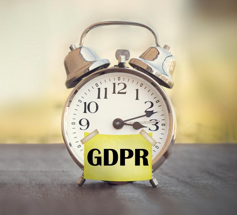 gdpr alarm clock